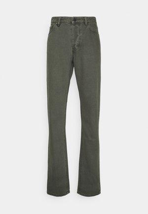 RAY STRAIGHT - Straight leg jeans - military