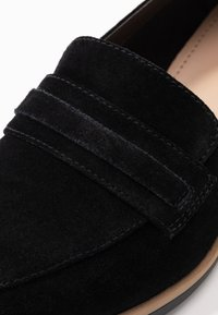 Anna Field - LEATHER LOAFER - Slip-ons - black - 2
