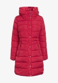 Next - Winter coat - red - 1