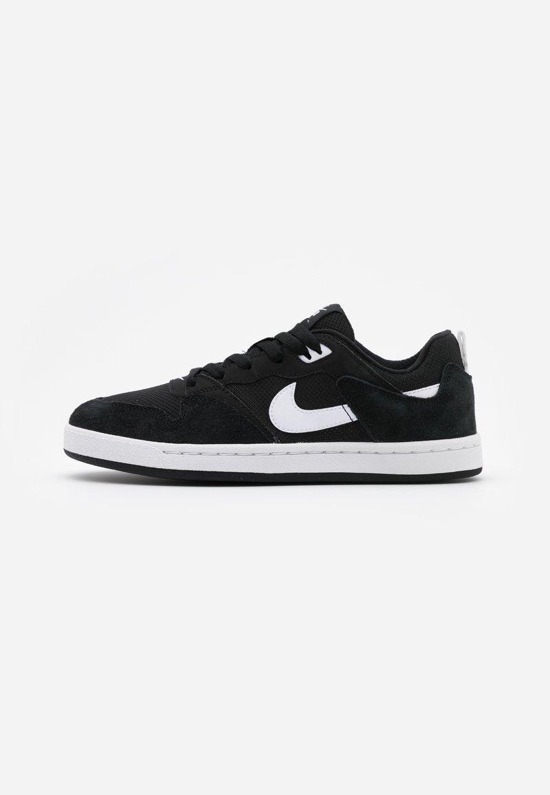Nike SB - ALLEYOOP UNISEX - Trainers - black/white