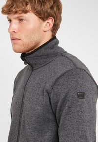 O'Neill - PISTE FULL ZIP  - Fleece jacket - black out - 3