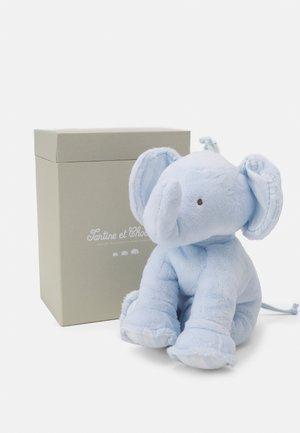 SOFT TOY UNISEX - Cuddly toy - ciel/blue