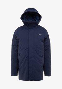 FROZEN RANGE 2-IN-1 - Down jacket - neo navy