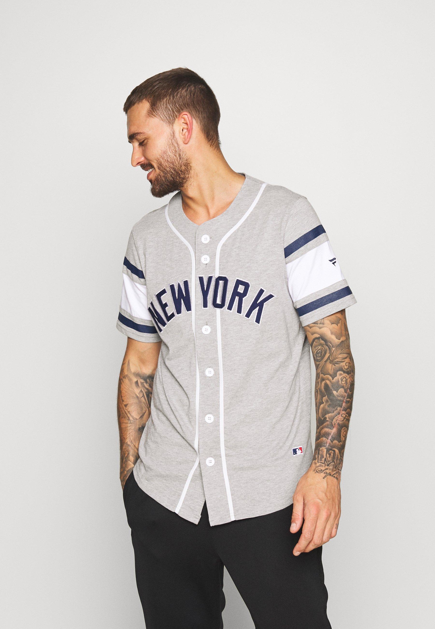 Uomo MLB NEW YORK YANKEES ICONIC FRANCHISE SUPPORTERS  - Squadra - grey
