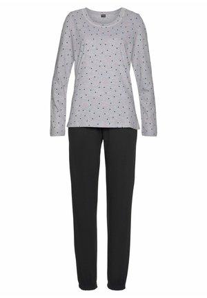 VIVANCE  - Pyjama set - grau-meliert