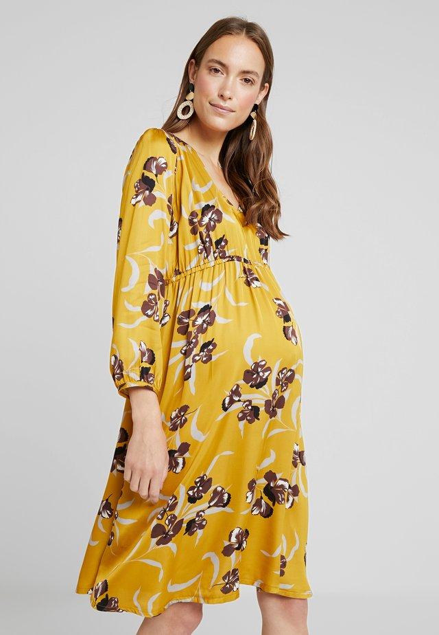 DRESS 7/8 - Day dress - harvest gold