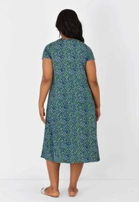Live Unlimited London - DITSY  - Jersey dress - green - 1