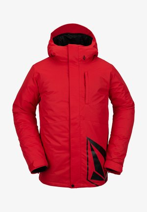 FORTY JACKET - Snowboard jacket - red
