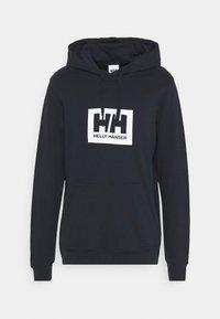Helly Hansen - TOKYO HOODIE - Hoodie - navy - 0