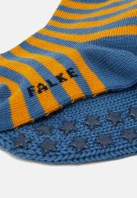 FALKE - STRIPE 2 PACK - Ponožky - pebble/stellar - 1
