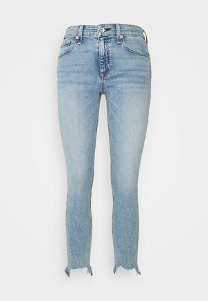 CATE MIDRISE ANKLE - Jeans Skinny Fit - thunderbird
