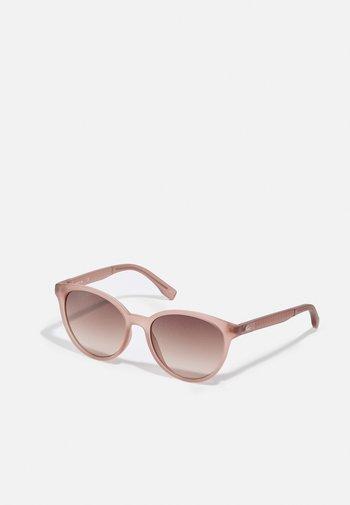 Solglasögon - transparent/nude