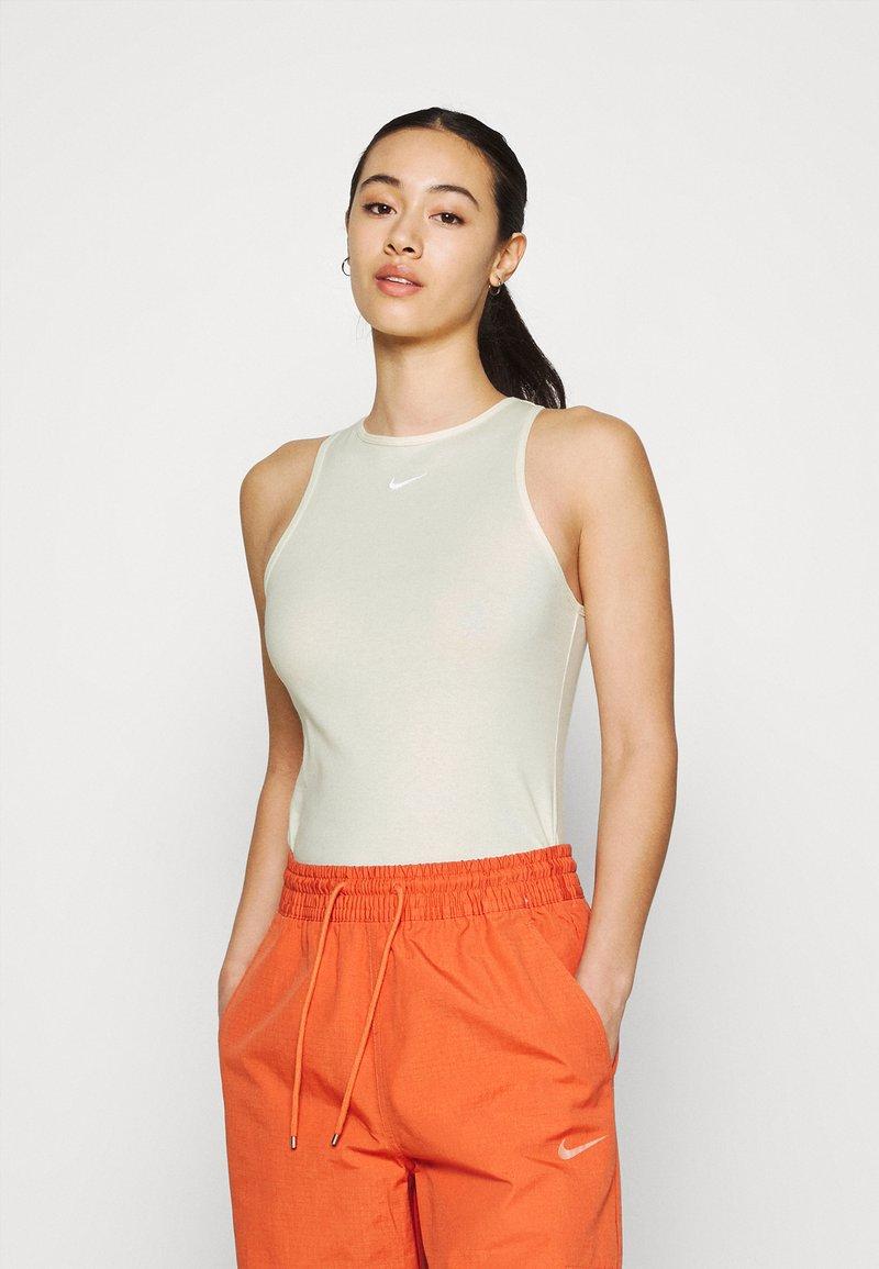 Nike Sportswear - TANK - Top - coconut milk/white