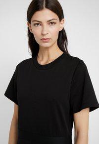 3.1 Phillip Lim - FLARE SKIRT DRESS - Vestito estivo - black - 5