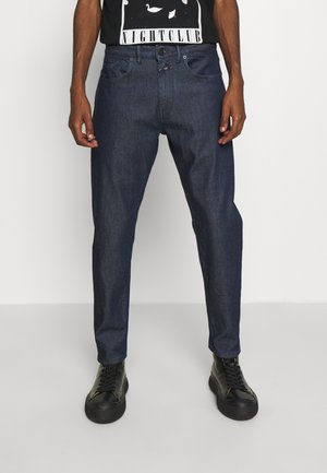 COOPER - Jeans Tapered Fit - dark blue