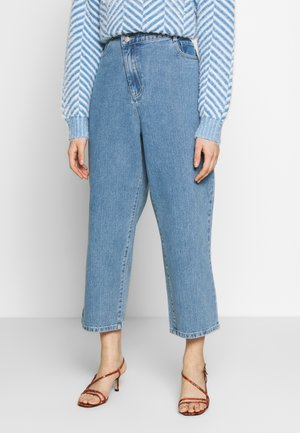 BETWEEN THE LINES - Džíny Relaxed Fit - blue denim