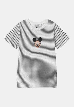 LICENSE - Print T-shirt - white