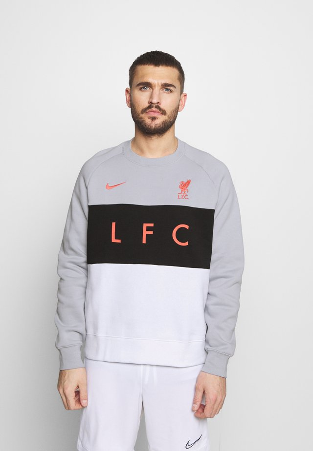 LIVERPOOL FC AIR CREW  - Fanartikel - wolf grey/white/black/laser crimson