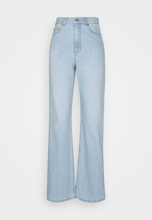 ECHO - Straight leg jeans - superlight blue