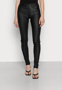 ONLY - ONLROYAL ROCK  - Pantalon classique - black - 0