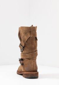 Felmini Wide Fit - GREDO - Cowboy/Biker boots - momma - 5