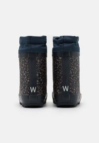 Wheat - THERMO BOOTS UNISEX - Wellies - greyblue - 2