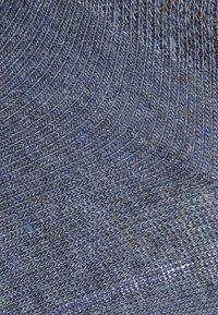 camano - SOFT SNEAKER BOX 7 PACK - Socks - navy/jeans - 2