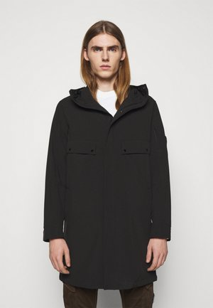 OUTERWEAR LONG JACKET - Parka - black