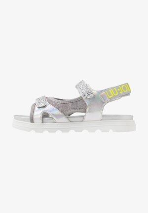 INGRID - Sandals - silver