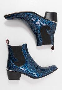 Jeffery West - SYLVIAN NEW CHELSEA - Stiefelette - charcol/blue - 1