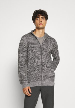 BADRIC - Gilet - light grey melange