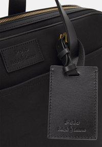 Polo Ralph Lauren - COMMUTER UNISEX - Laptop bag - black - 5