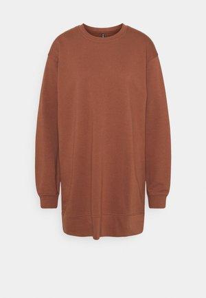PCROKKA LOUNGE - Sweatshirt - russet
