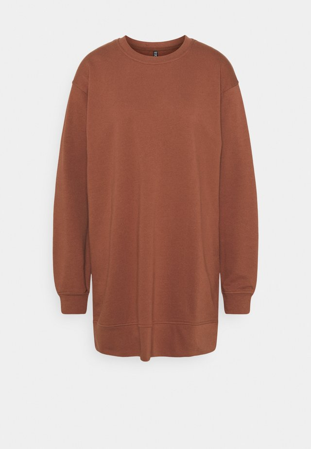 PCROKKA LOUNGE - Sweater - russet
