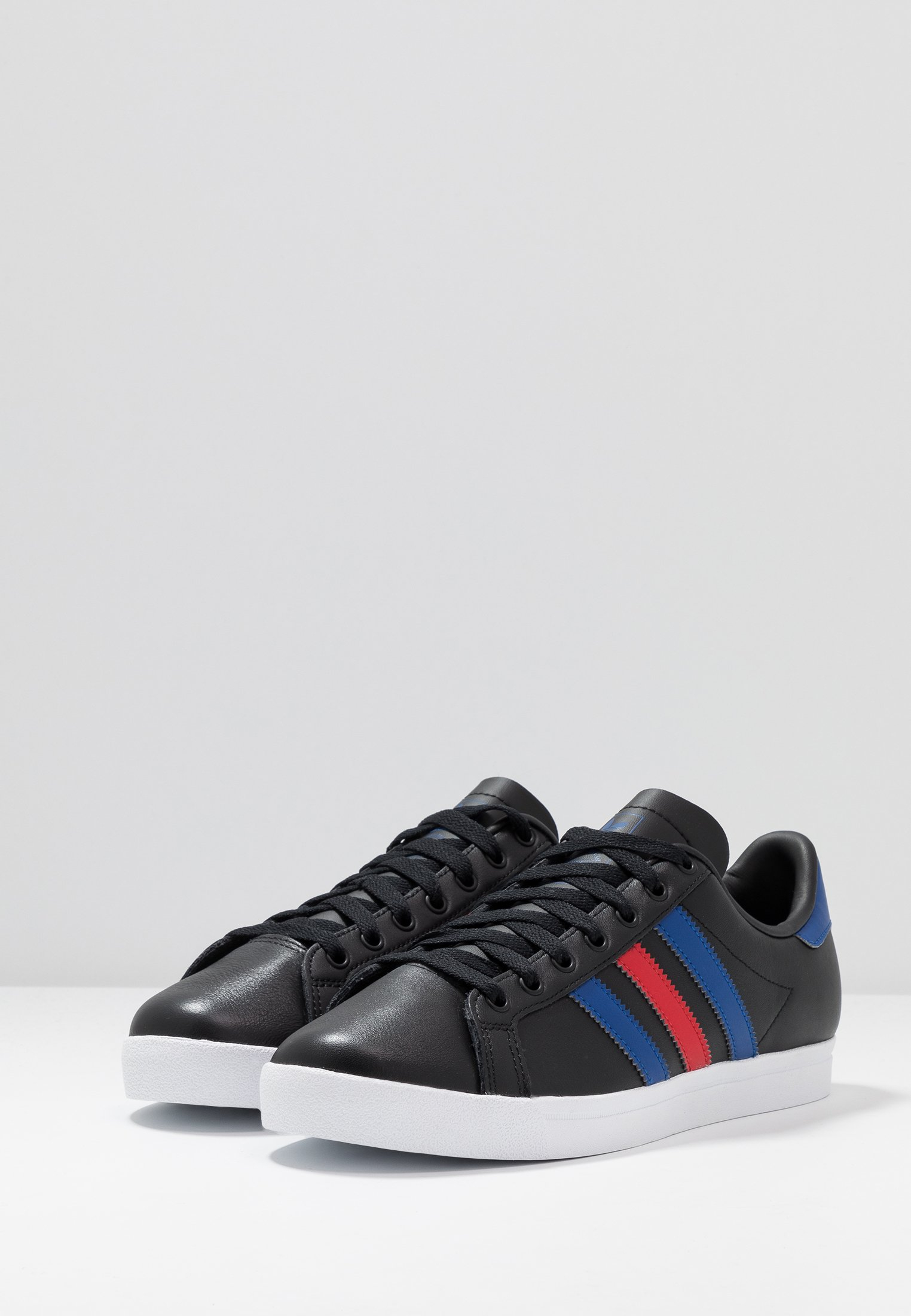 adidas Originals COAST STAR - Joggesko - core black/collegiate royal/scarlet