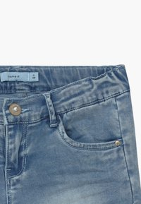Name it - NKFSALLI - Denim shorts - medium blue denim - 3
