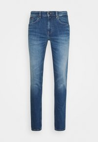 Tommy Jeans - AUSTIN SLIM TAPERED - Jeans Tapered Fit - blue denim - 0