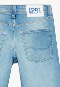 Jack & Jones Junior - JJILIAM JJORIGINAL AGI JR - Jeans slim fit - blue denim - 4