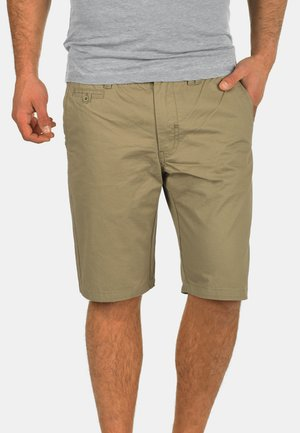 SASUKE - Shorts - taupe