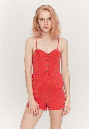 Tuta jumpsuit - red