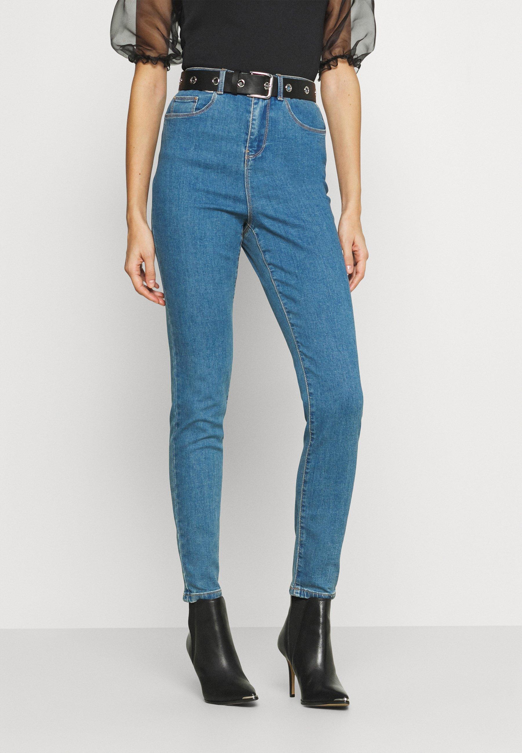 Women SCUPLT DETAIL CLEAN SINNER - Jeans Skinny Fit