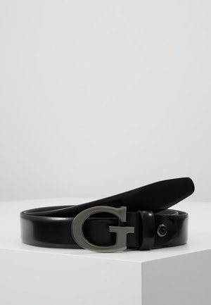 NOT COORDINATED ADJUST BELT - Belt - matte black