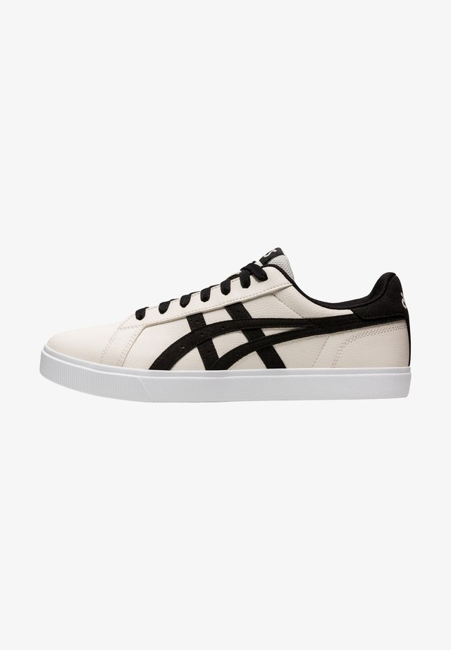 Baskets basses - cream/black
