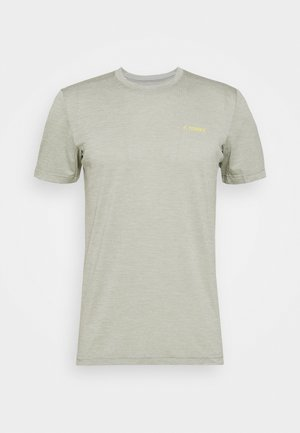 TERREX TIVID - T-shirts basic - grey