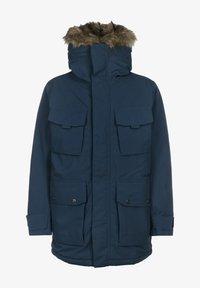 Didriksons - REIDAR  - Winter coat - cold blue sea - 0