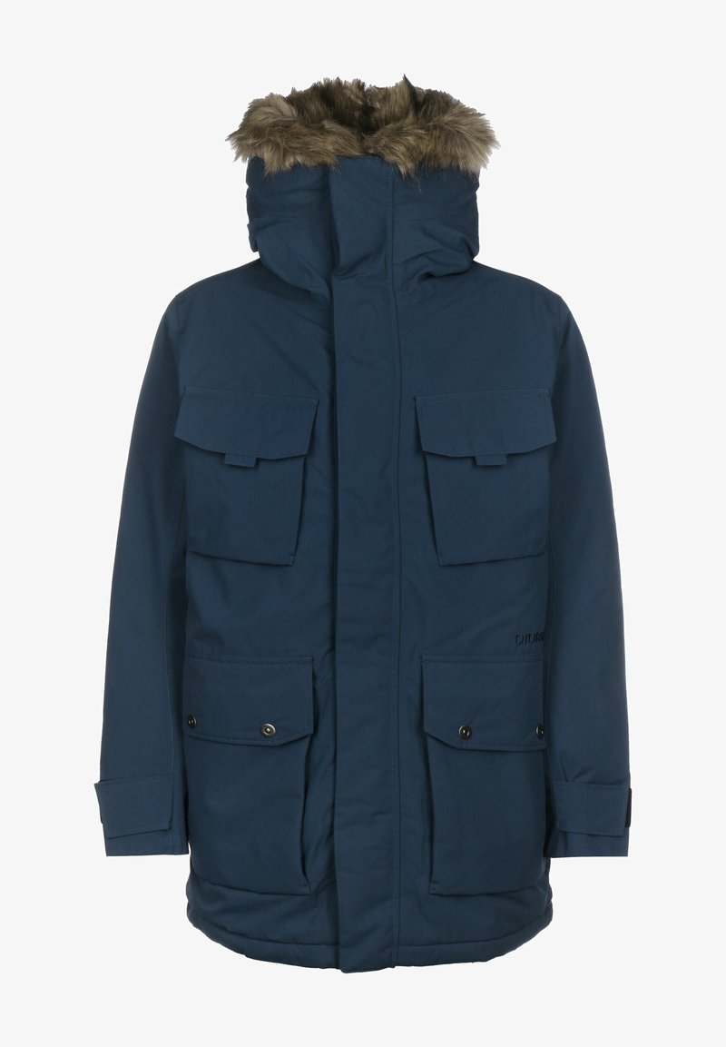 Didriksons - REIDAR  - Winter coat - cold blue sea
