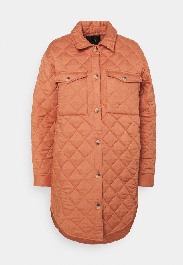YASLIONI JACKET - Classic coat - sunburn
