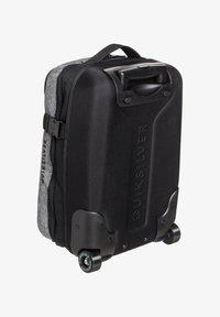 Quiksilver - QUIKSILVER™ NEW HORIZON 32L - LEICHTER HANDGEPÄCKSKOFFER MIT ROL - Wheeled suitcase - light grey heather - 1