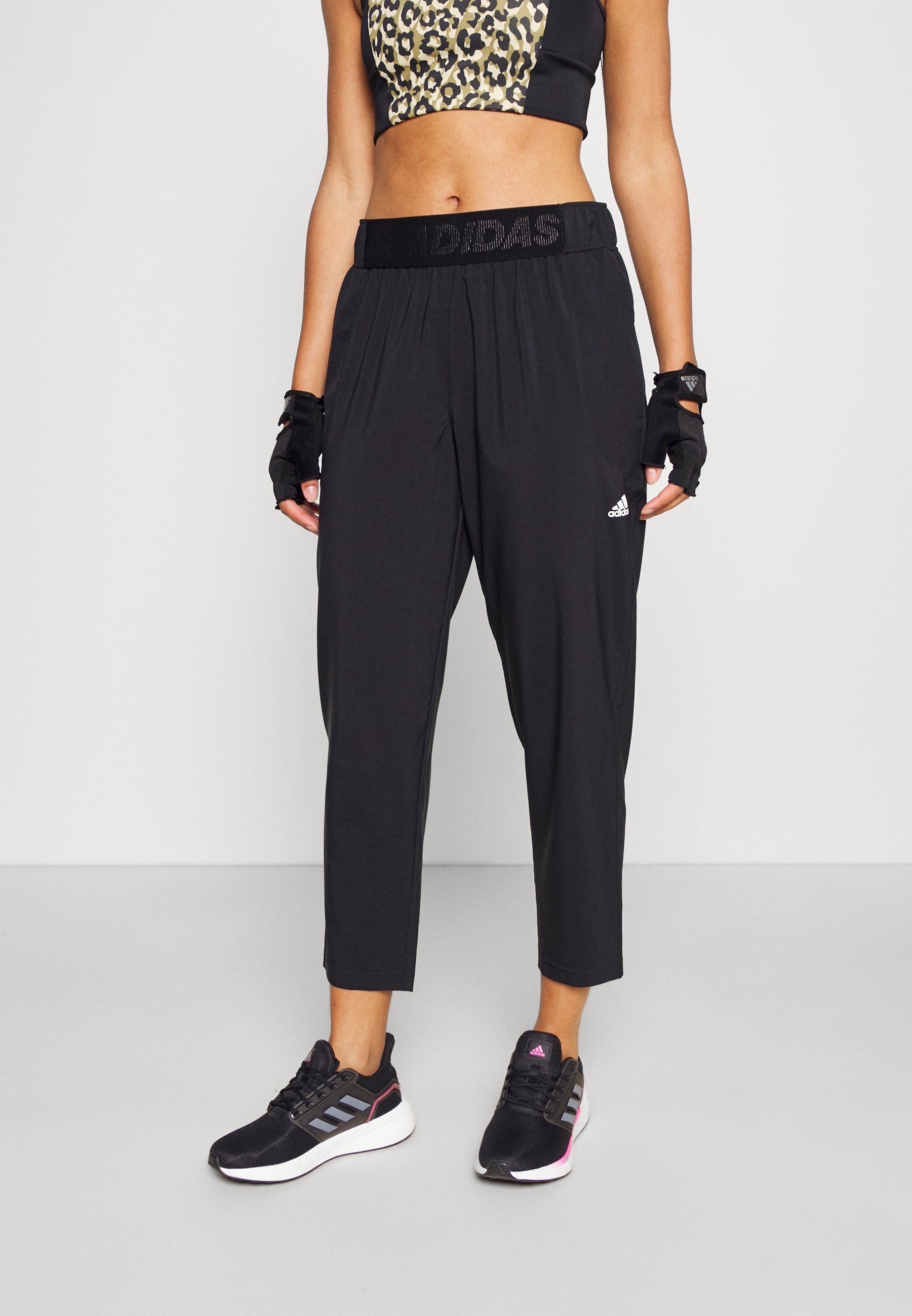 Donna BRANDED PANT - Pantaloni sportivi