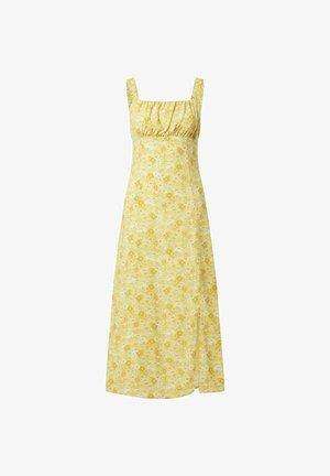SHILOH - Maxi dress - gelb